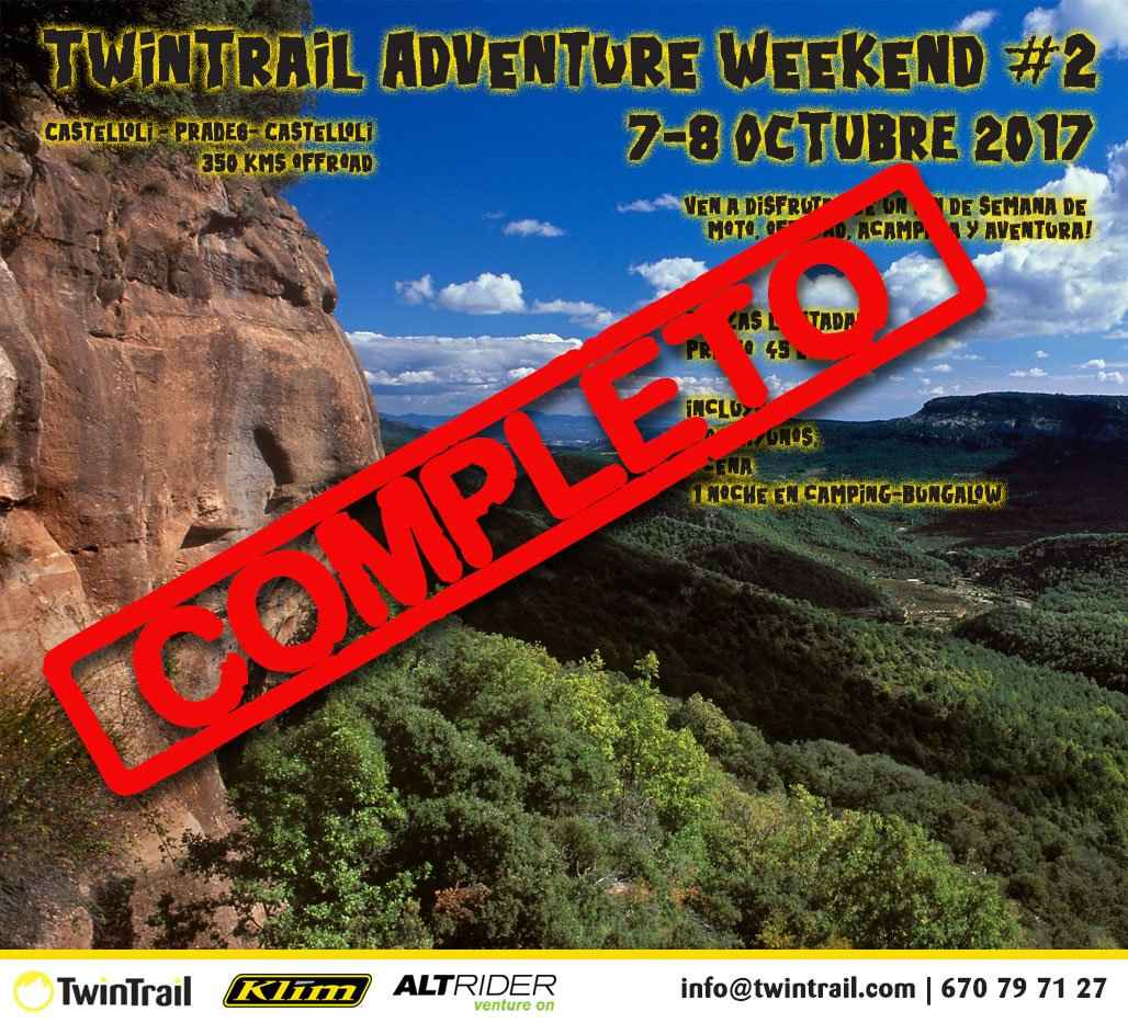 TwinTrail Adventure Weekend