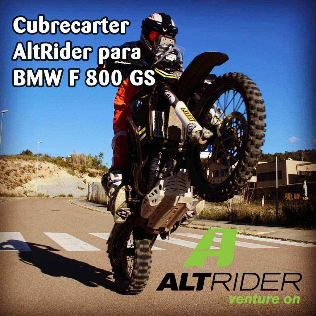 Cubrecarter AltRider BMW F800GS
