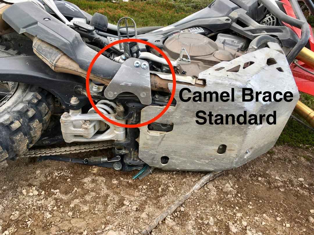 Camel Brace para Honda Africa Twin CRF 1000