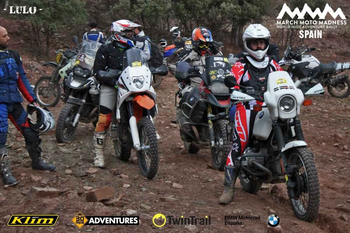 March Moto Madness Spain 2018