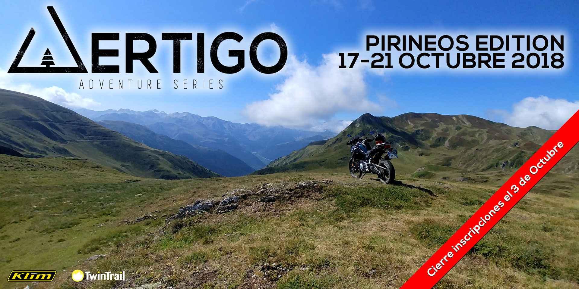 Vertigo Adventure Series - Pirineo Edition 2018