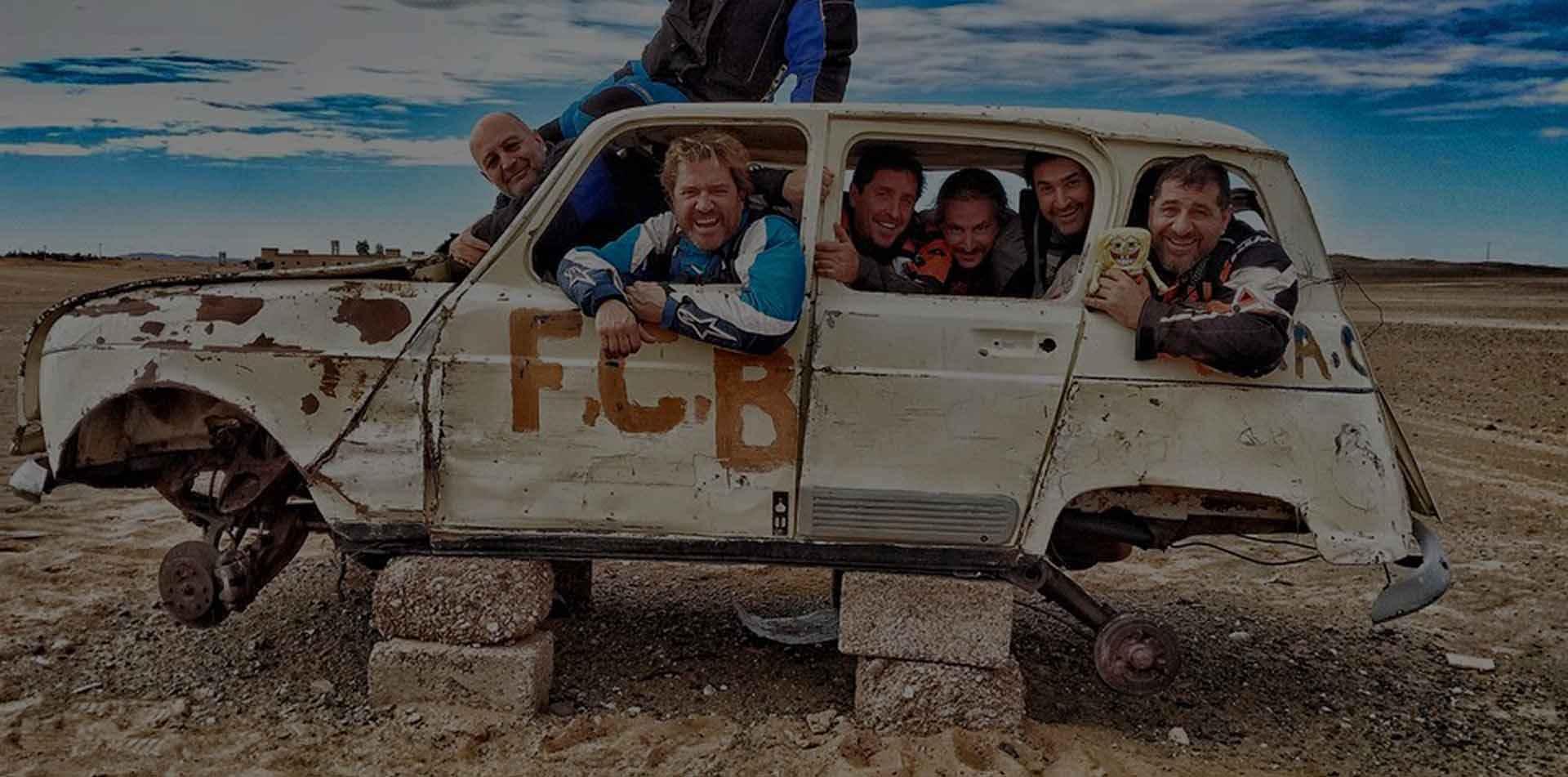 Morocco Adventure - Marruecos en moto trail