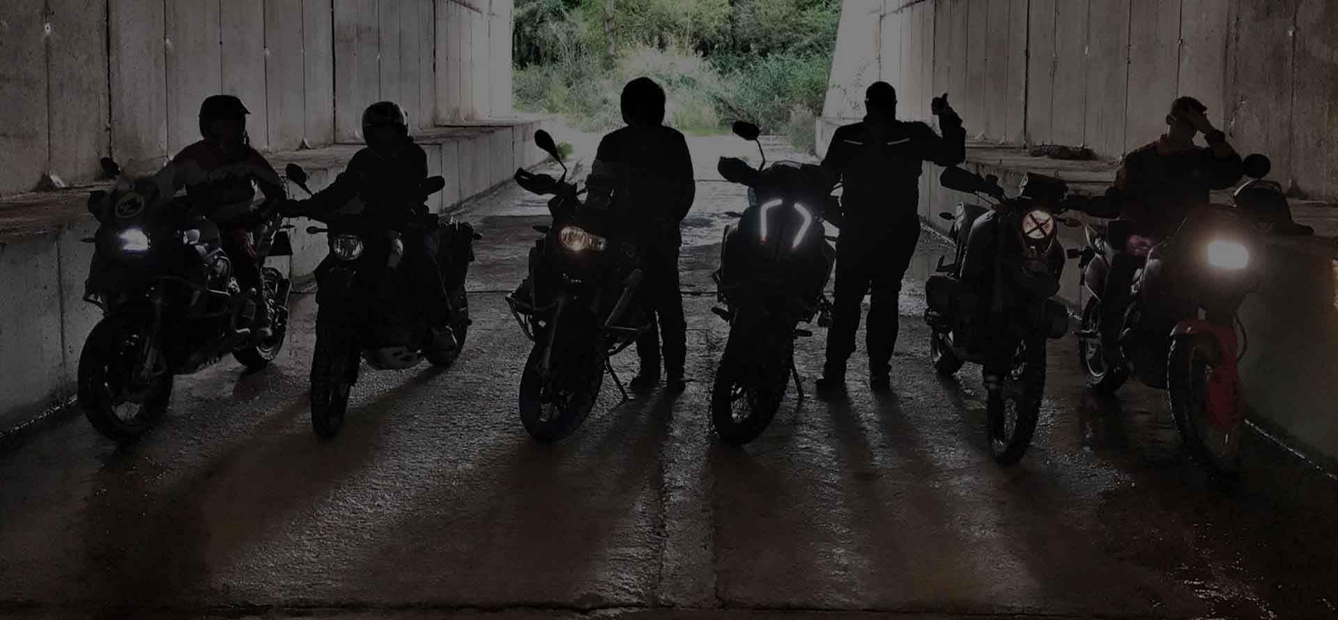 Curso de Iniciación al Trail BMW Motorrad