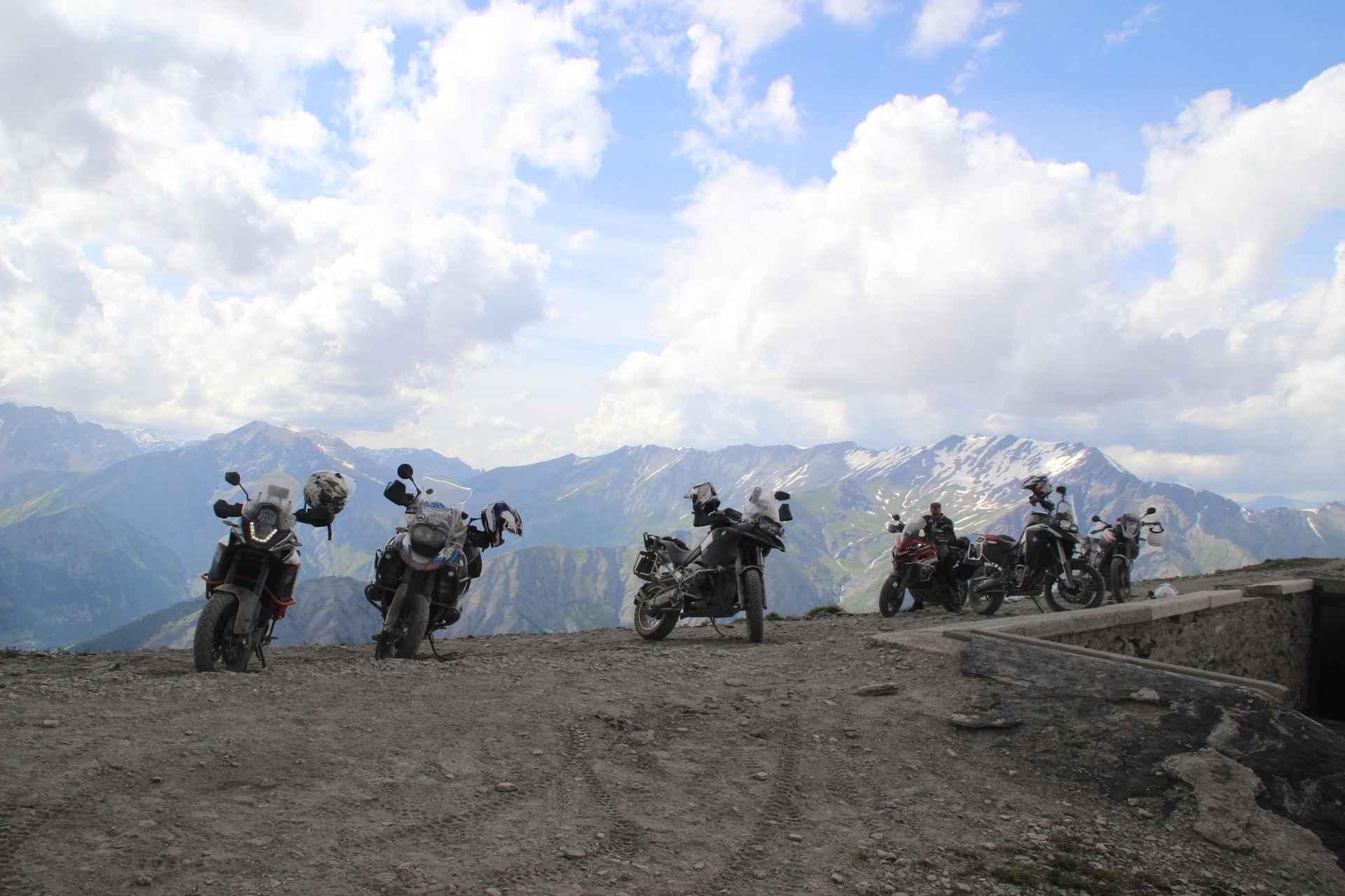 Alps Adventure - Alpes en moto