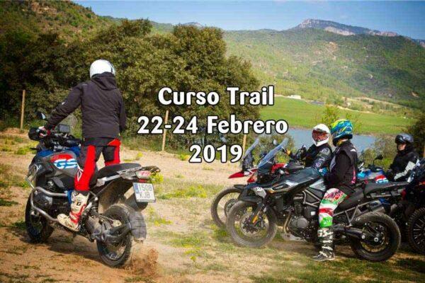 Curso de Iniciación al Trail - Febrero 2019