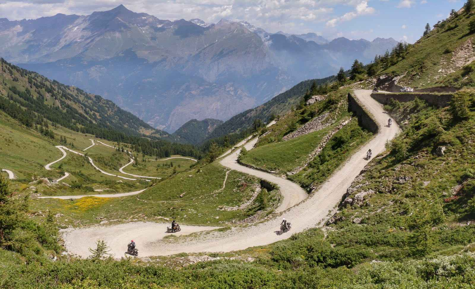 Viaje Alpes Trail