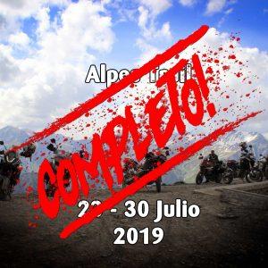 Alps Adventure Julio Final 2019 - Completo