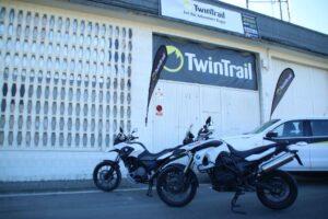 BMW GS de Alquiler en TwinTrail Experience