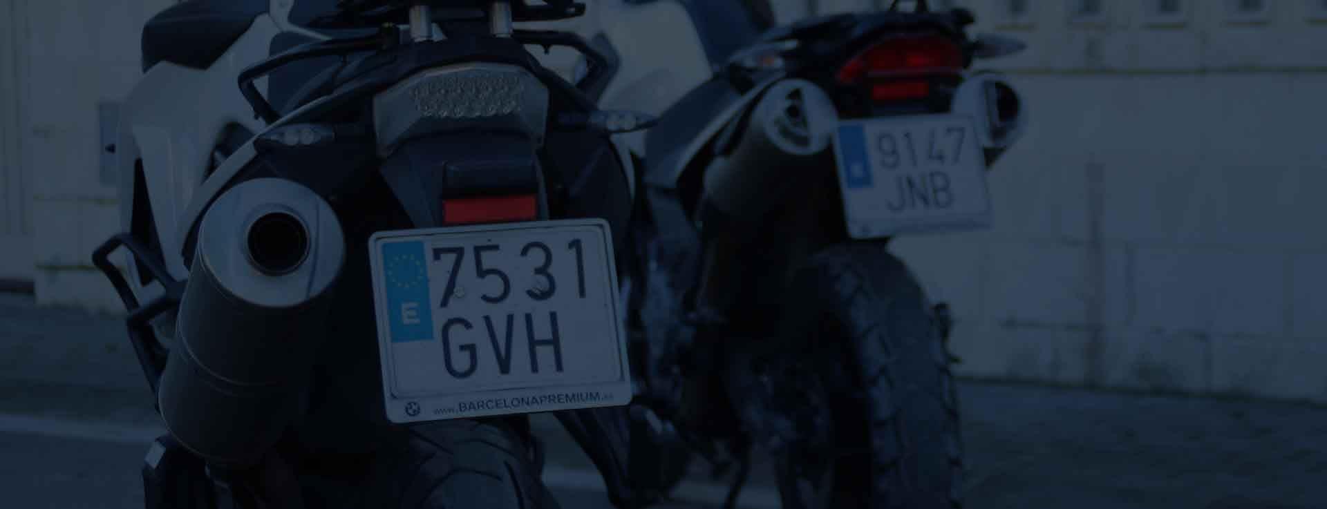 Alquila una BMW GS