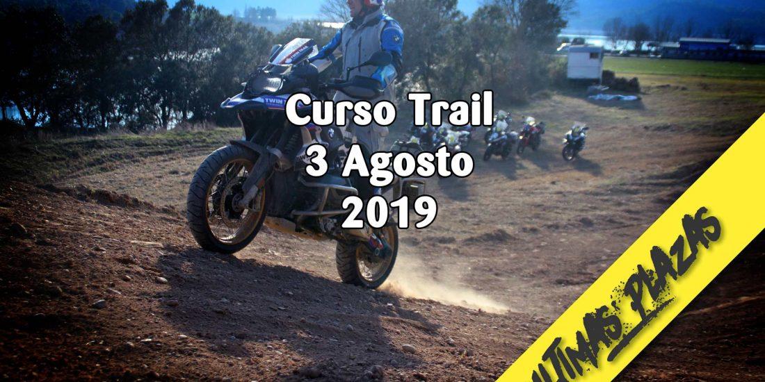 Curso de Iniciación al Trail - 3 Agosto 2019 - Ultimas Plazas
