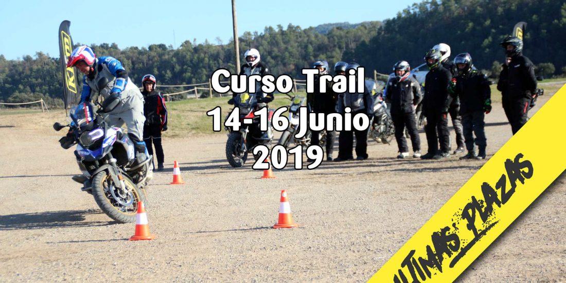 Curso de Iniciación al Trail - Junio 2019 - Últimas Plazas