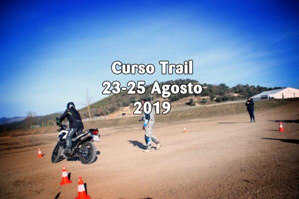 Curso de Iniciación al Trail - 23-25 Agosto 2019