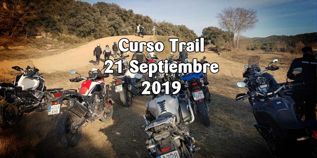 Curso de Iniciación al Trail - Septiembre 2019