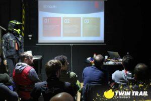 TwinTrail Workshop - Primeros Auxilios
