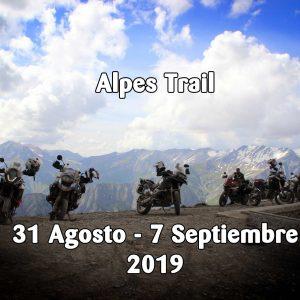 Alps Adventure Septiembre 2019