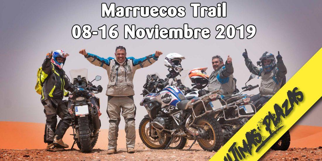 Morocco Adventure Noviembre 2019 - Últimas Plazas
