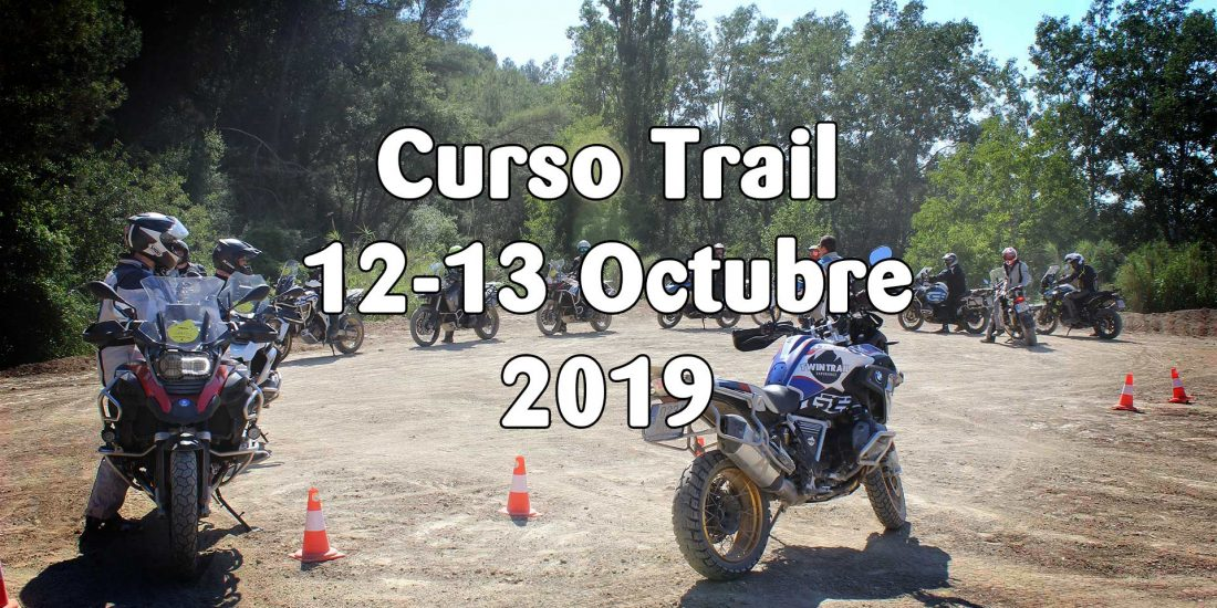 Curso Iniciación al Trail - 12-13 Octubre 2019