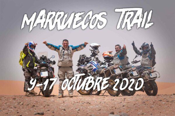Marruecos Trail Octubre 2020