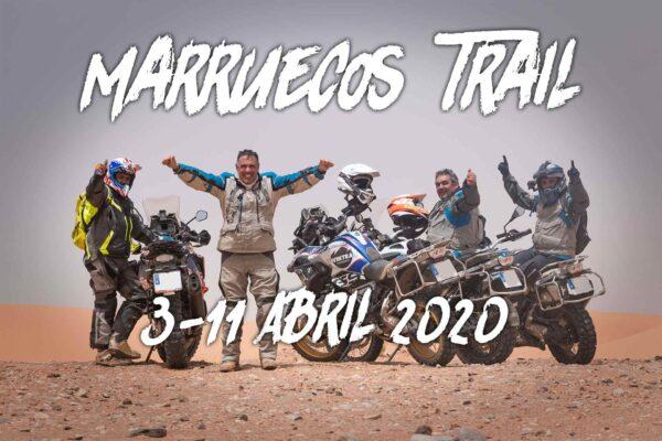 Marruecos Trail Abril 2020