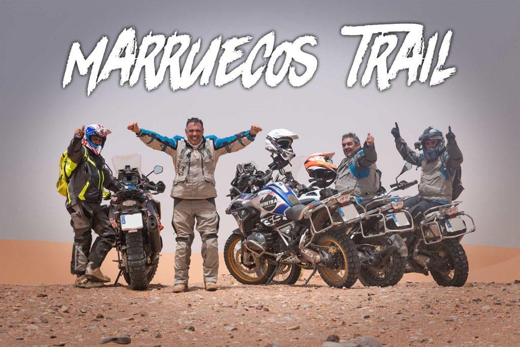 Viajes en Moto Trail