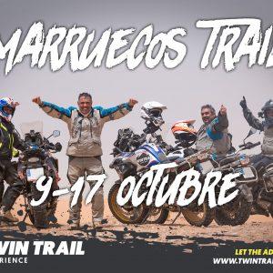 Viaje Marruecos en moto trail