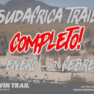 Sudafrica Trail Enero 2020 - Completo
