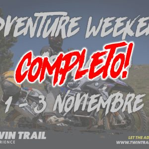 TwinTrail Adventure Weekend Bassegoda - Completo