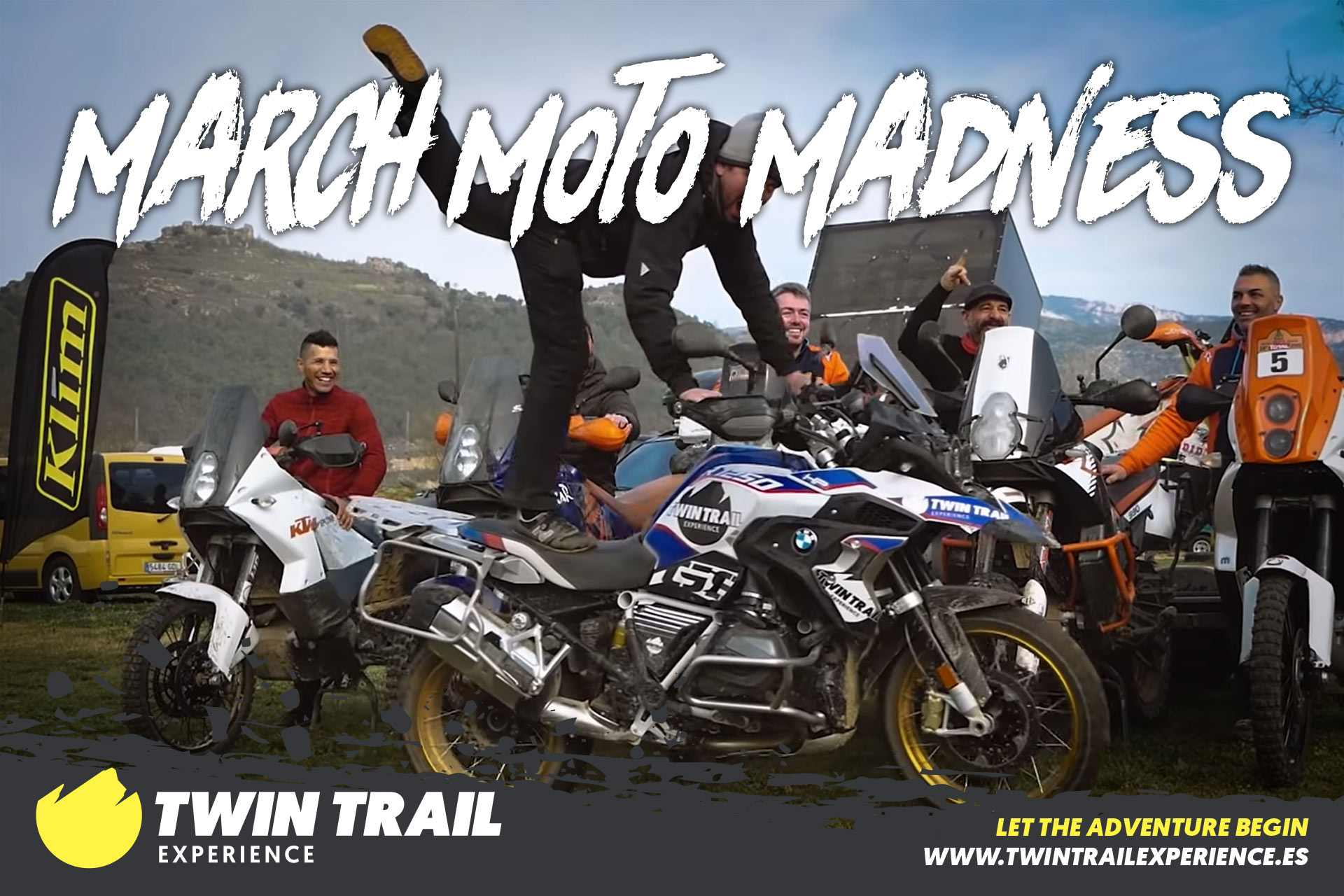 March Moto Madness Spain