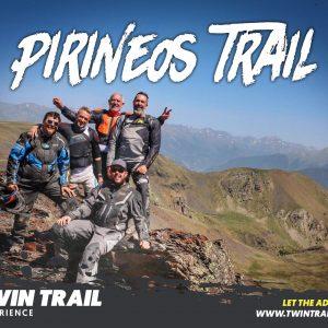 Viaje Pirineos en moto trail