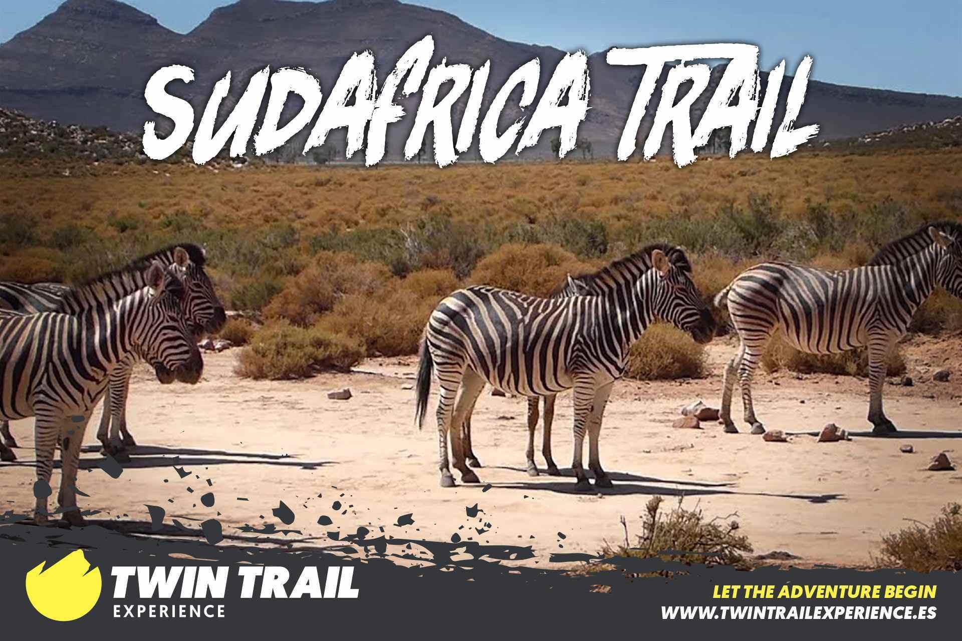 Viaje Sudáfrica en moto trail