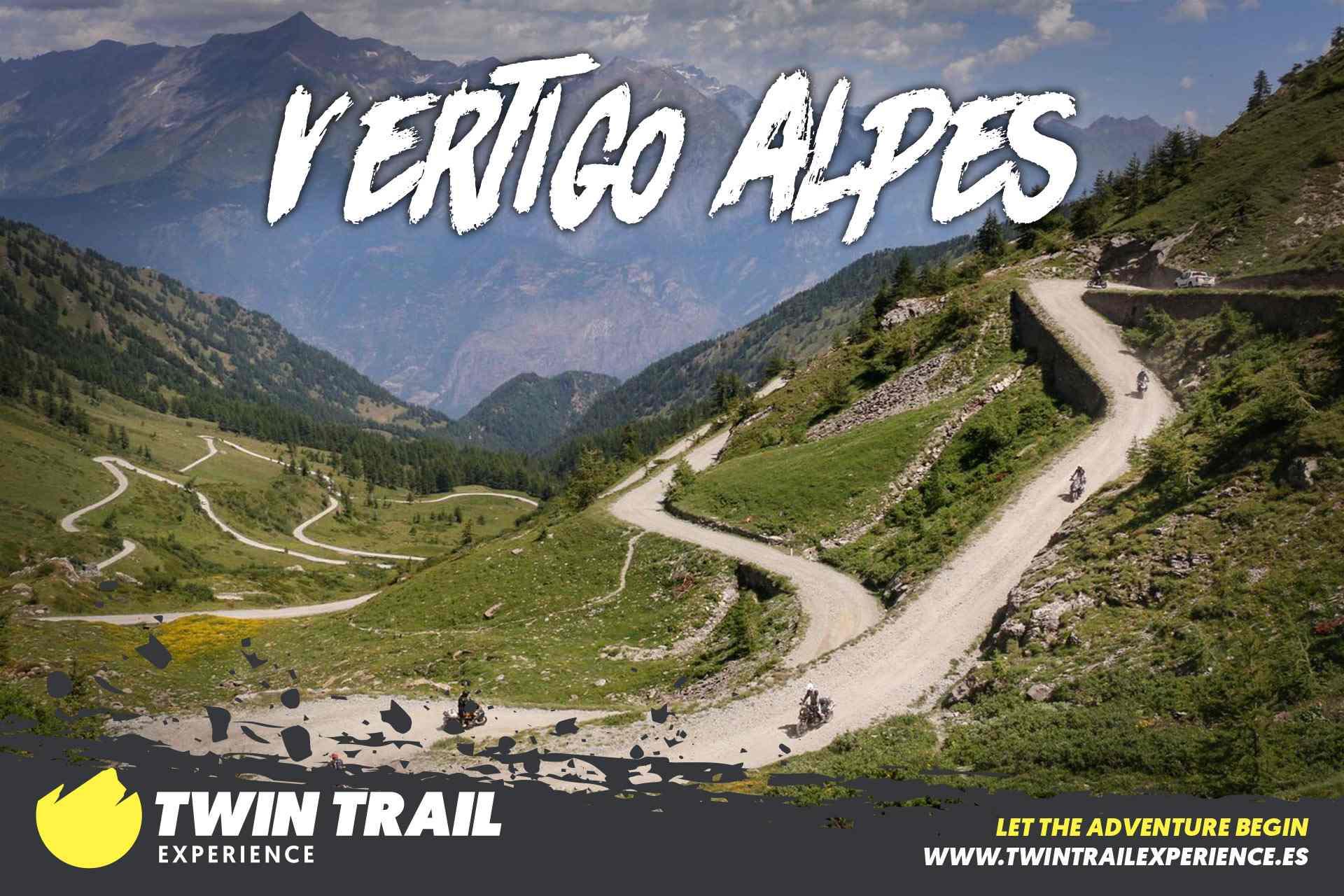 TwinTrail: Vertigo Alpes