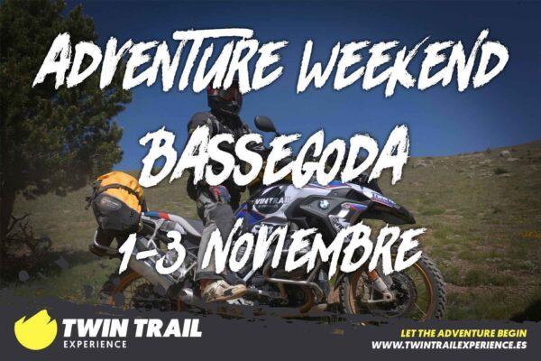 TwinTrail Adventure Weekend: Bassegoda Park