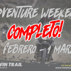 TwinTrail Adventure Weekend Monegros 2020