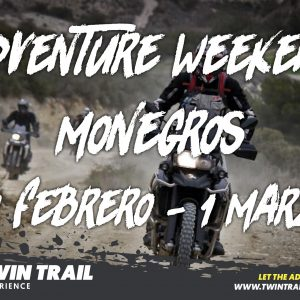 TwinTrail Adventure Weekend: Monegros