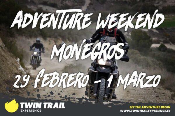 TwinTrail Adventure Weekend: Monegros