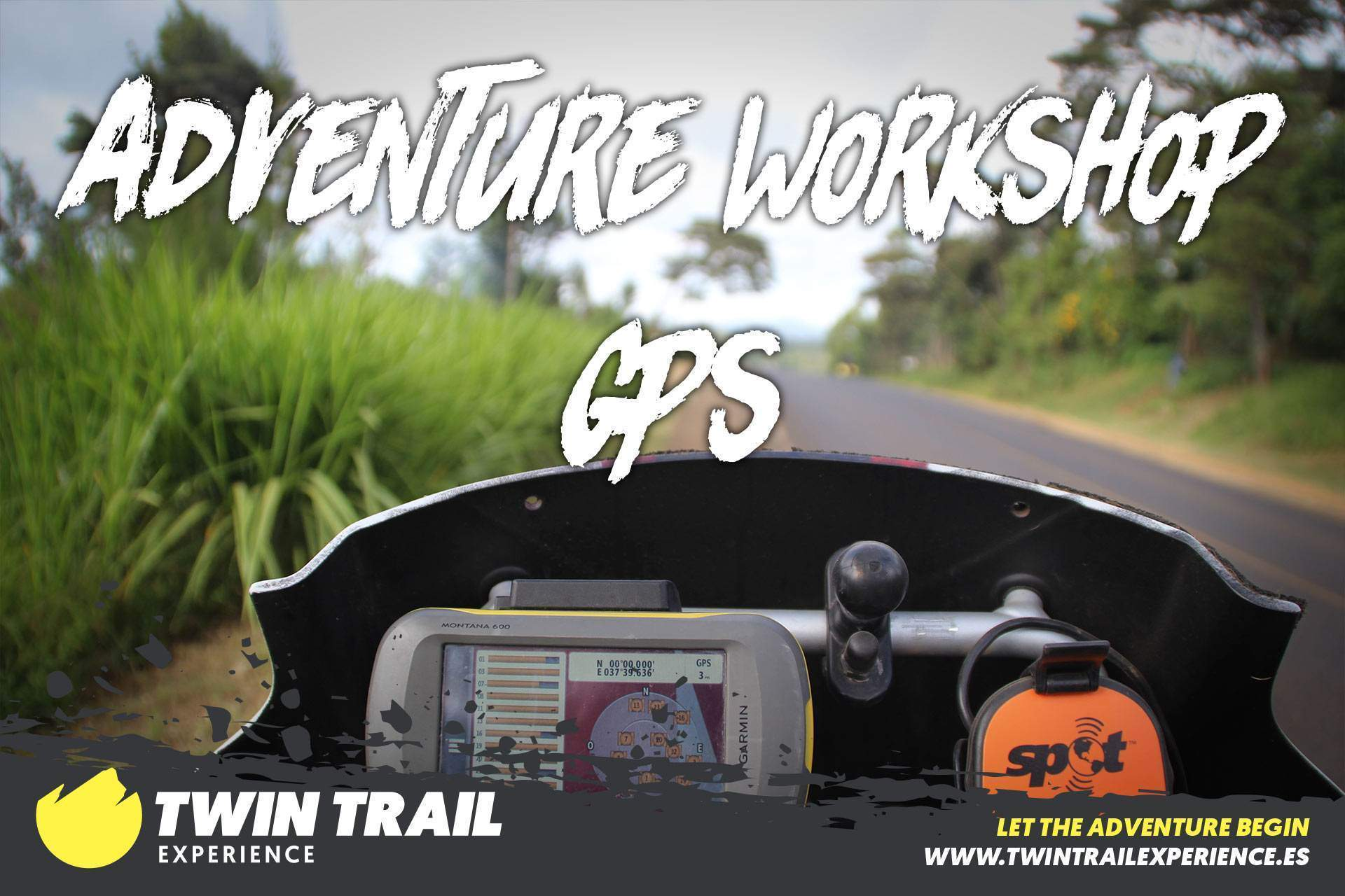 Adventure Workshop: GPS
