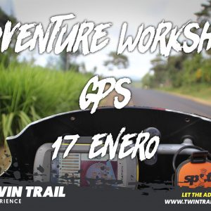 TwinTrail Adventure Workshop: GPS
