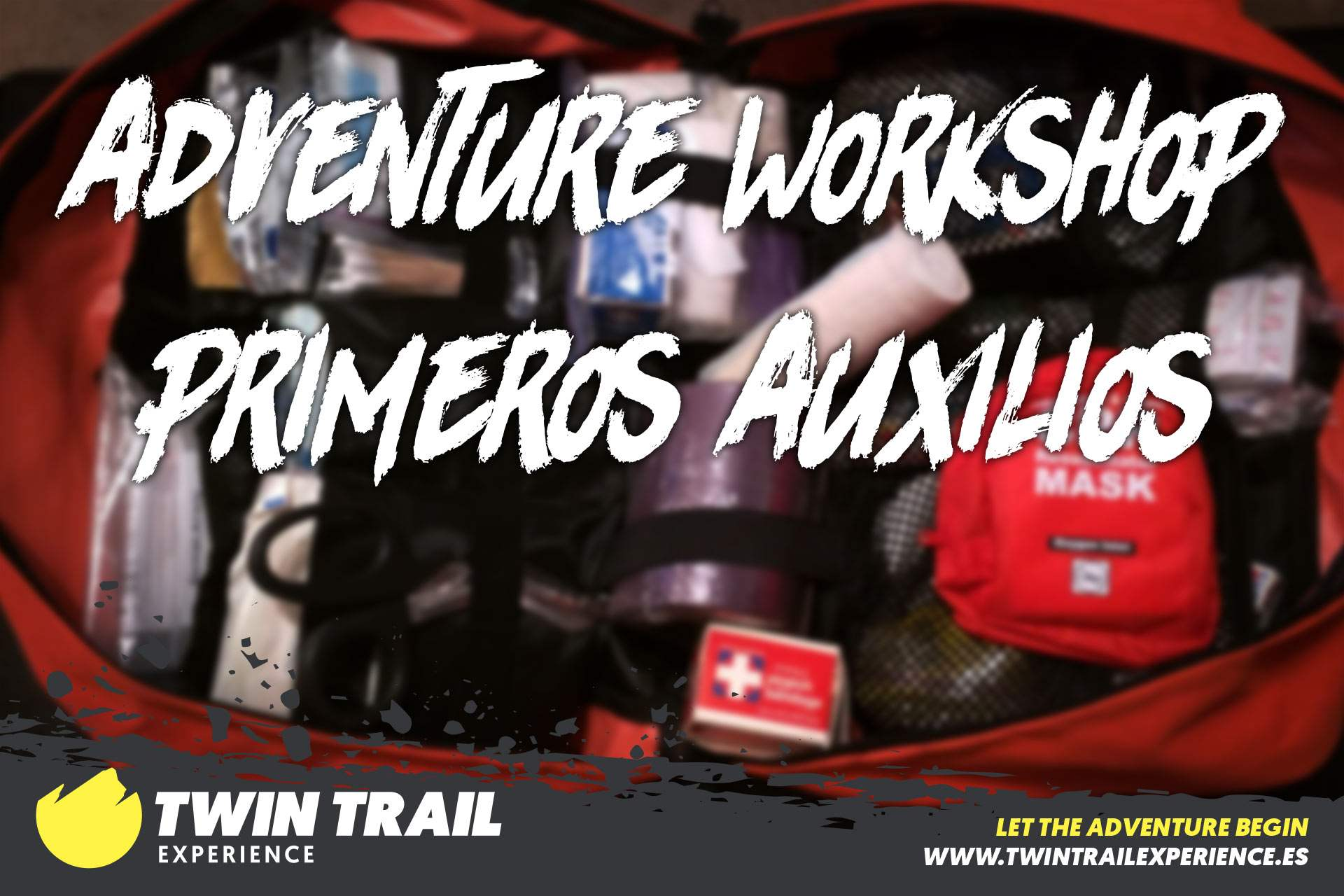 Adventure Workshop: Primeros Auxilios