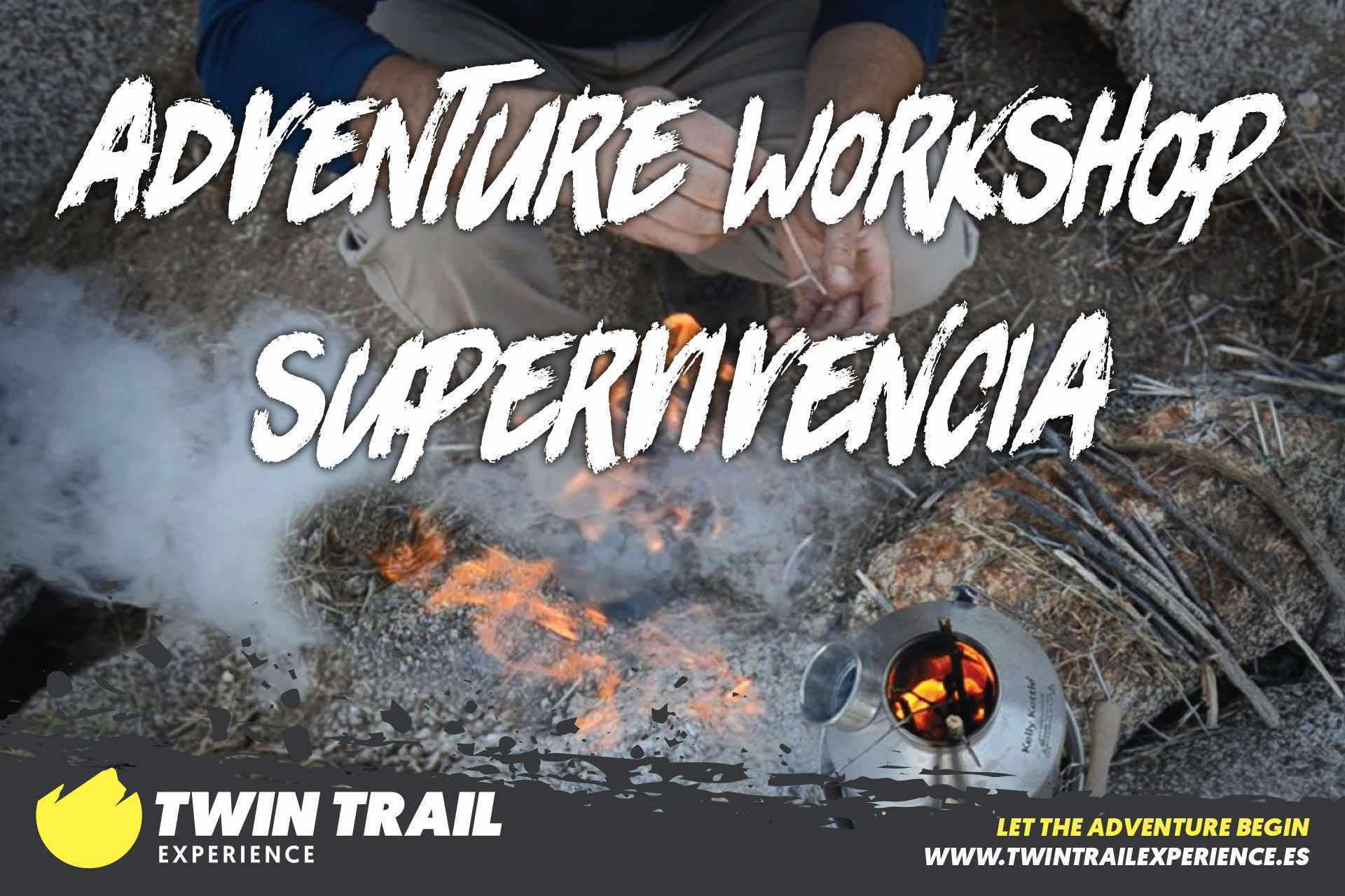 Adventure Workshop: Supervivencia