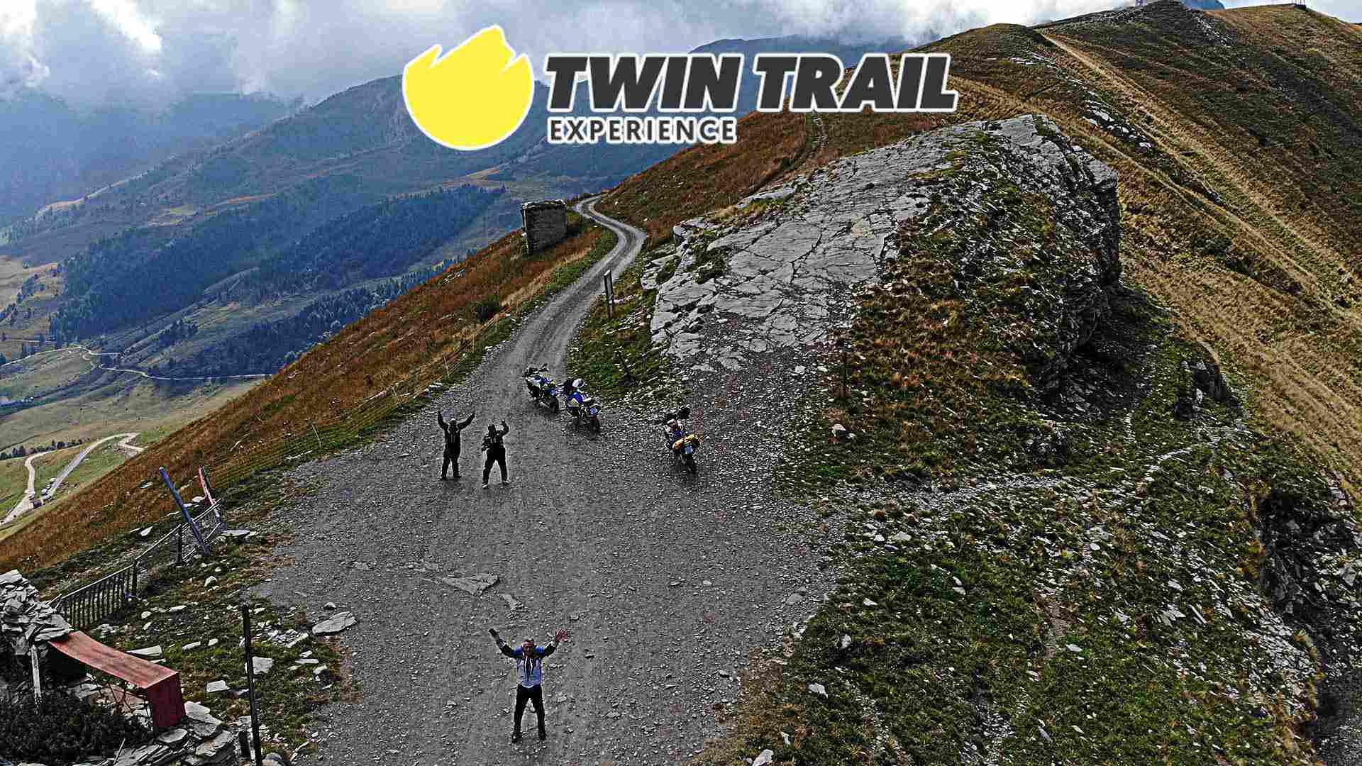Haciendo Trail por los Alpes y probando el nuevo Dron DJI Mavic Air