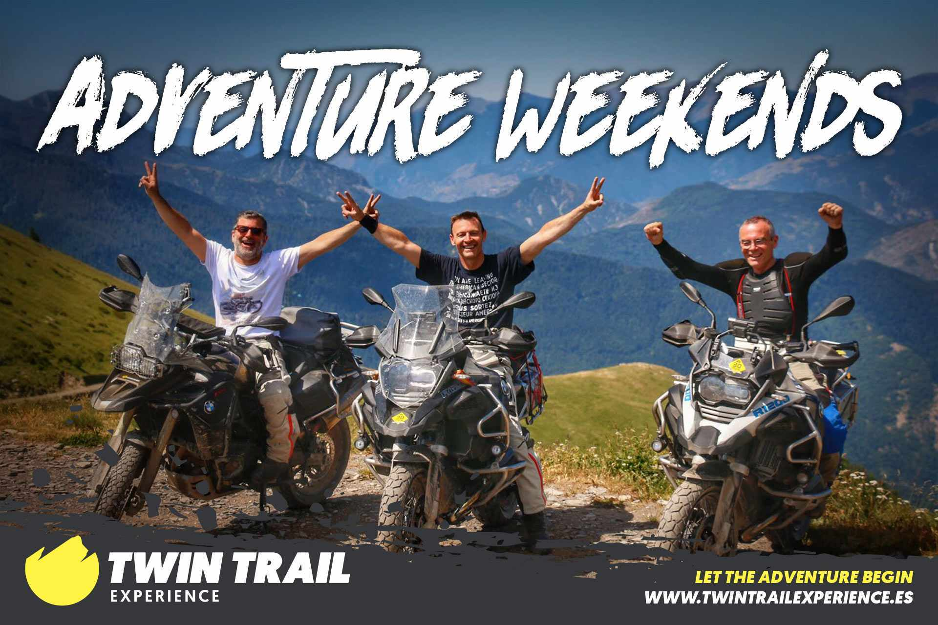 TwinTrail Adventure Weekends