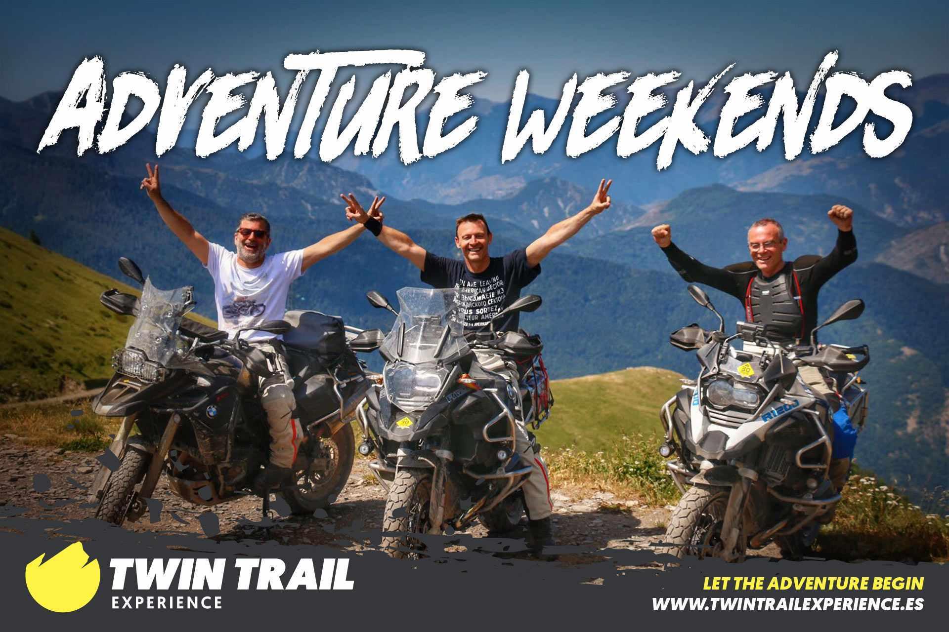 TwinTrail Adventure Weekends