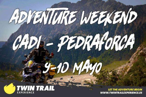 TwinTrail Adventure Weekend: Cadí-Pedraforca