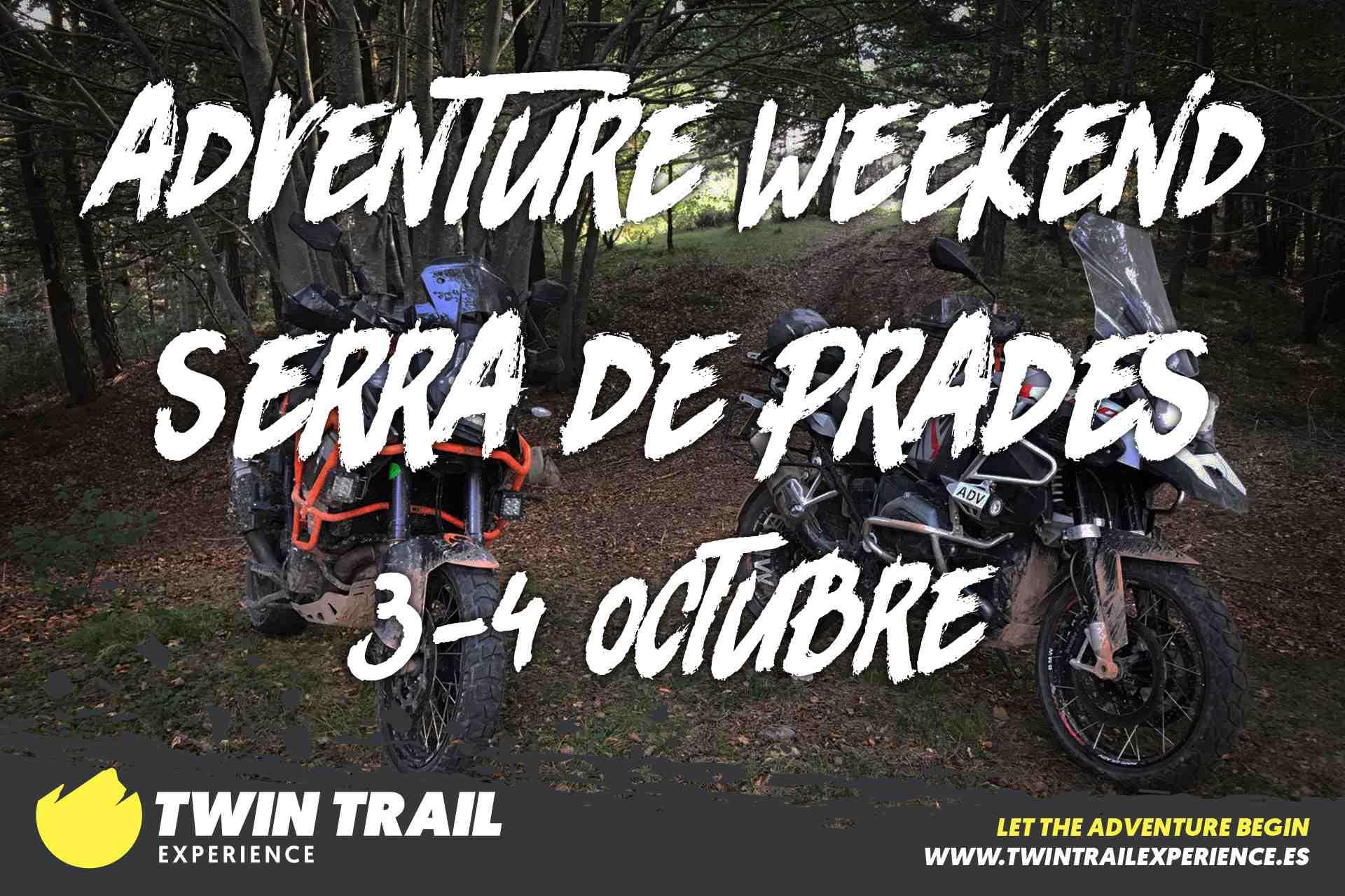 TwinTrail Adventure Weekend: Serra de Prades