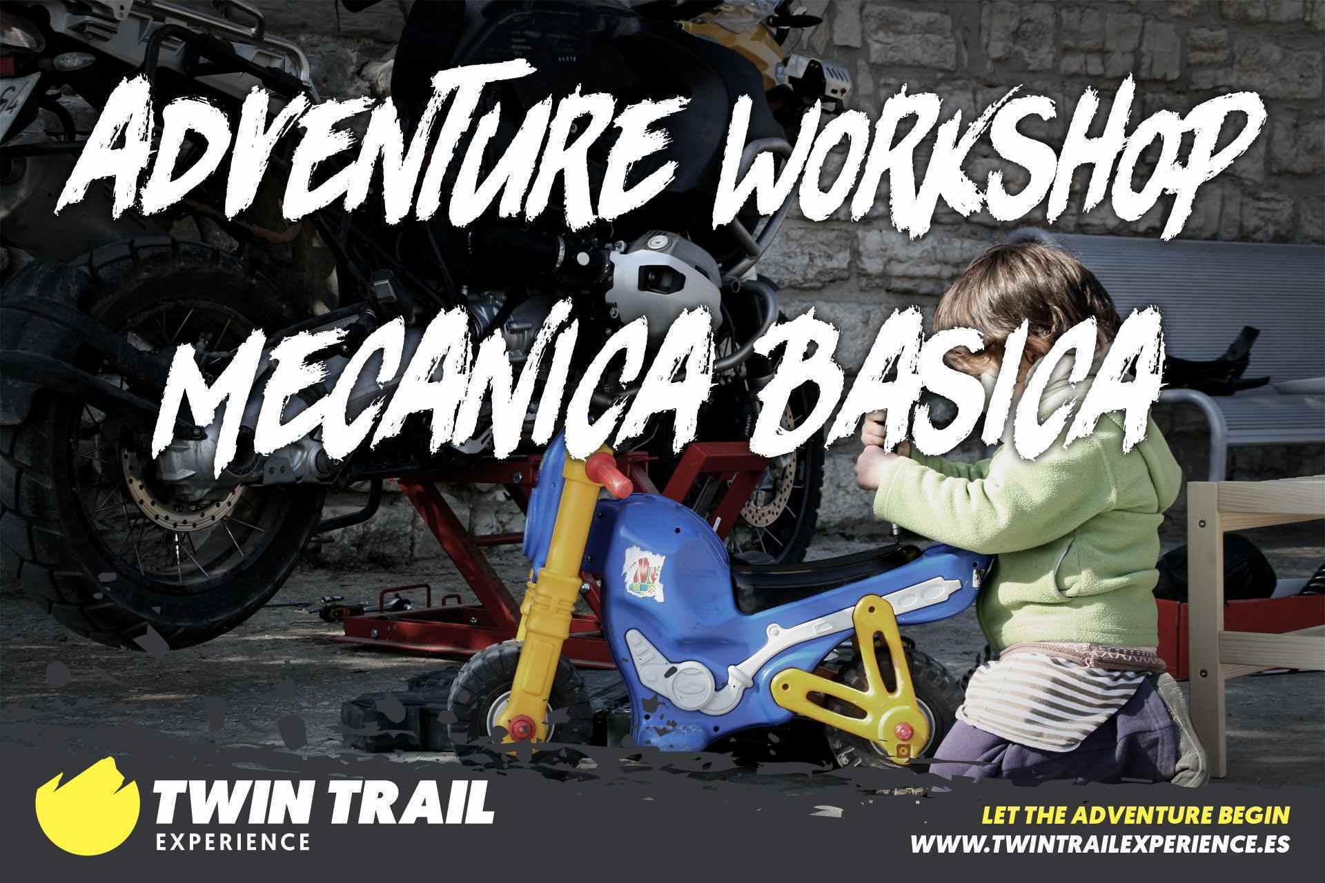 Adventure Workshop: Mecánica Básica