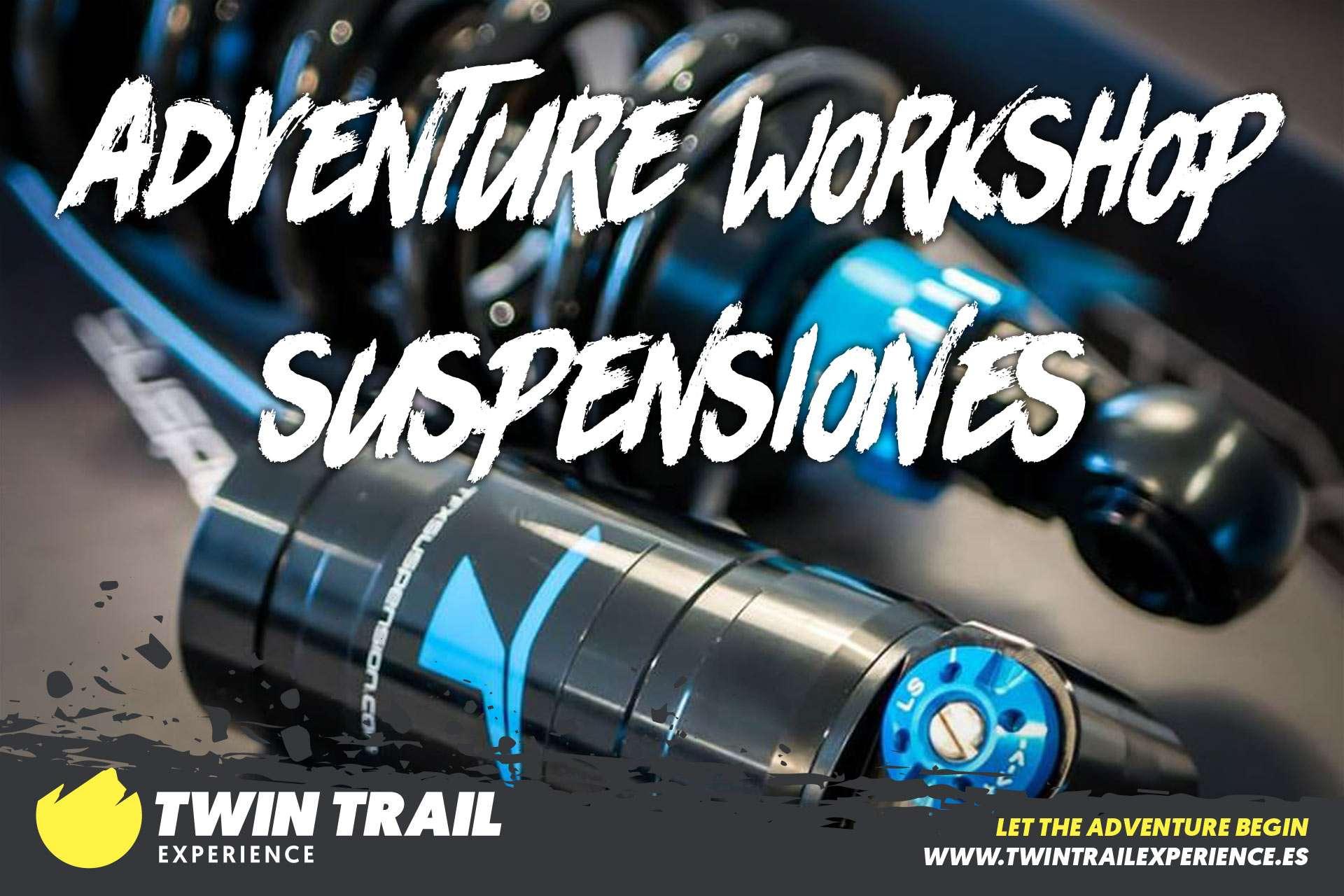 Adventure Workshop: Suspensiones