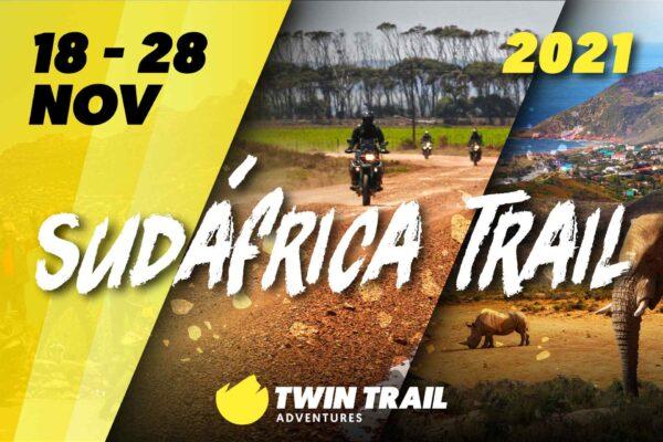 Sudáfrica Trail - Noviembre 2021