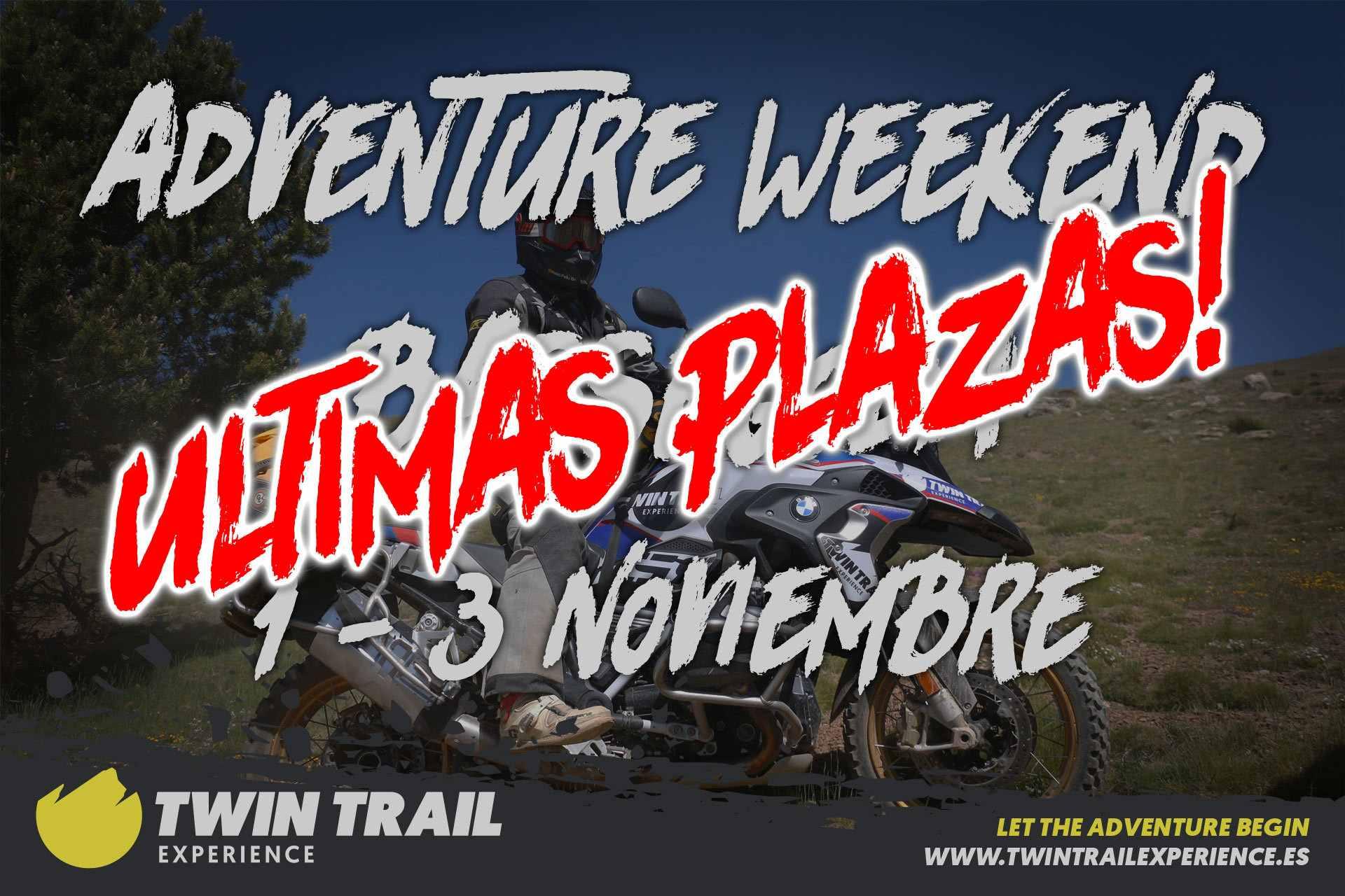 Adventure Weekend Bassegoda - Ultimas Plazas