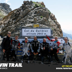 Vertigo Alpes - Aventura en Moto