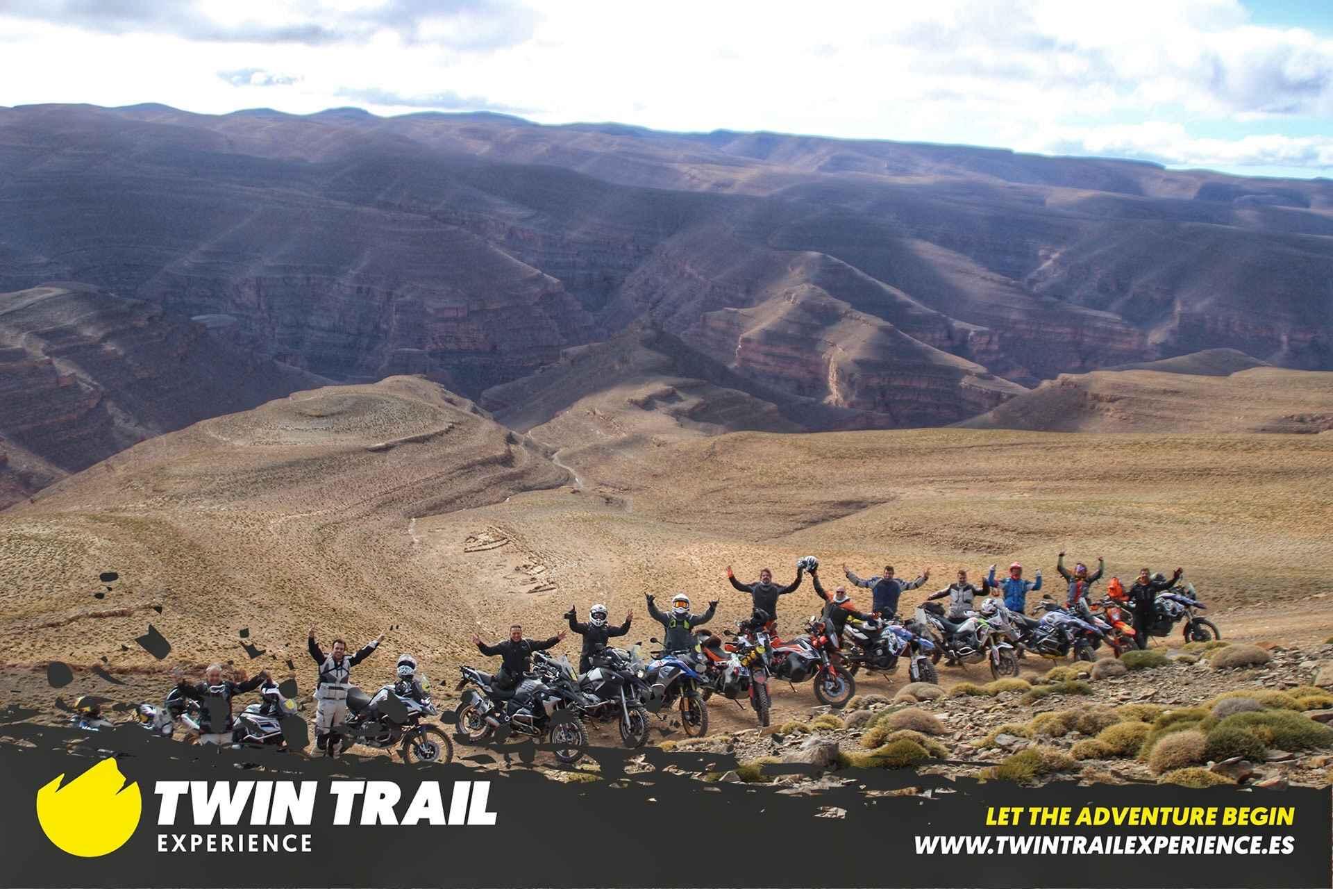 De vuelta de otro magnífico Marruecos 100% Trail